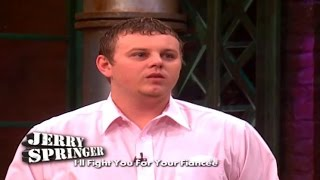 Heartbreaking Cheating Allegations! (The Jerry Springer Show)