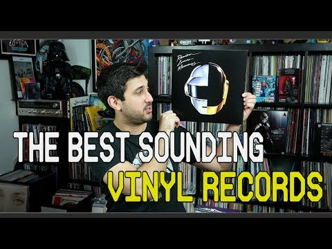 Top 5 Best Sounding Records | Albums That Sound Better On Vinyl
