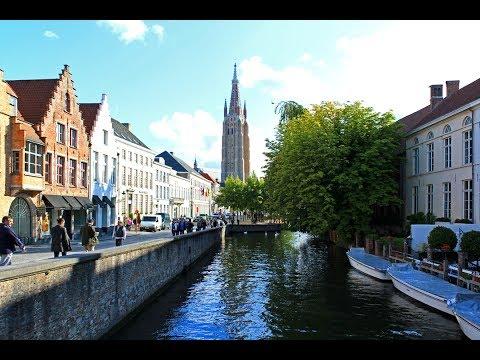 Bruges, Belgium in 4K