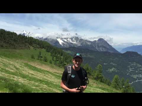 Guide interview on the Tour du Mont Blanc