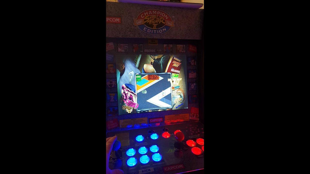 Arcade 1up CoinOPS Forgotten Worlds