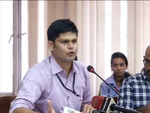 Ankit tiwari jornalist jaipur Grassroot media workshop