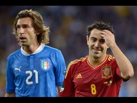 Spain vs Italy 4-0 Highlights Euro 2012 Final HD