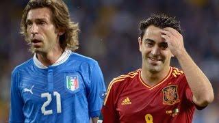 Spain vs Italy 4-0 Highlights Euro 2012 Final HD