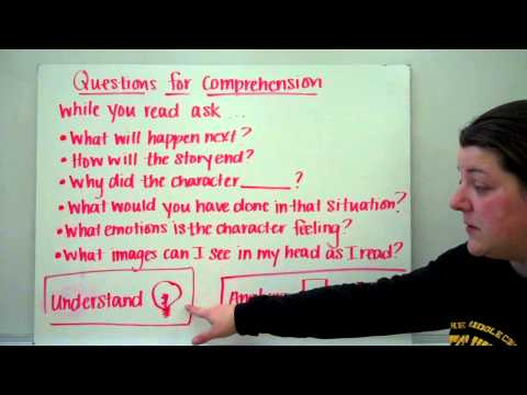 Questioning for Reading