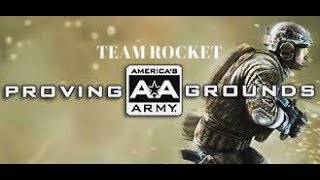American Army Proving Grounds- The Birth of Team Rocket (Blasting Off Again)