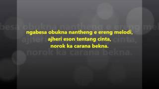 DESPACITO Luis Fonsi ft Daddy Yankee - cover by Dd Sulaeman (BAWEAN VERSION) with lyrics.