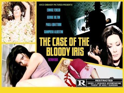 THE CASE OF THE BLOODY IRIS 1972 Full Movie Rare U.S. Version