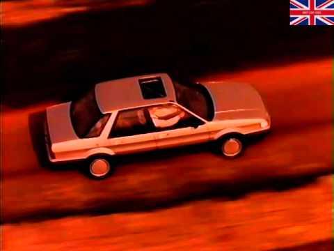 "Austin Rover - Montego - Advert - ""Mystery Man"""
