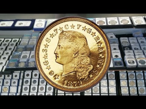 Rare, scarce and common coins - A Village Stamp & Coin store in Tampa FL