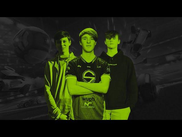 New Rocket League lineup!