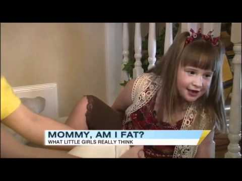 Girl, 6, Worries That She Is Fat: Too Young to Be Concerned with Body Image?