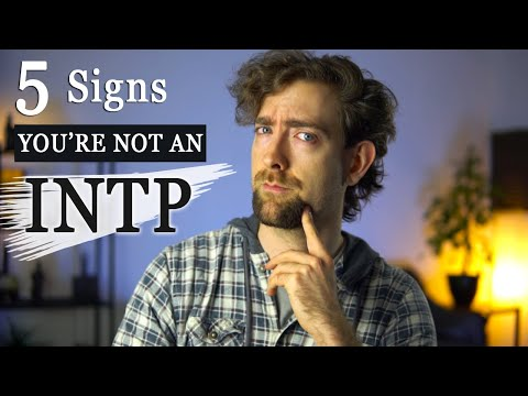 5 Signs You&39;re Not An INTP