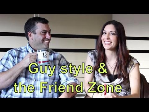 """How to Get Out of the Friend Zone"" & Other Guy Talk: Style, Dating, and Joisey"