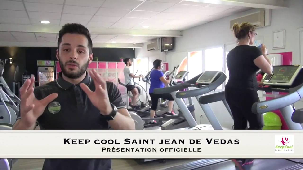 Keep Cool Saint Jean De Vedas Presentation Officielle