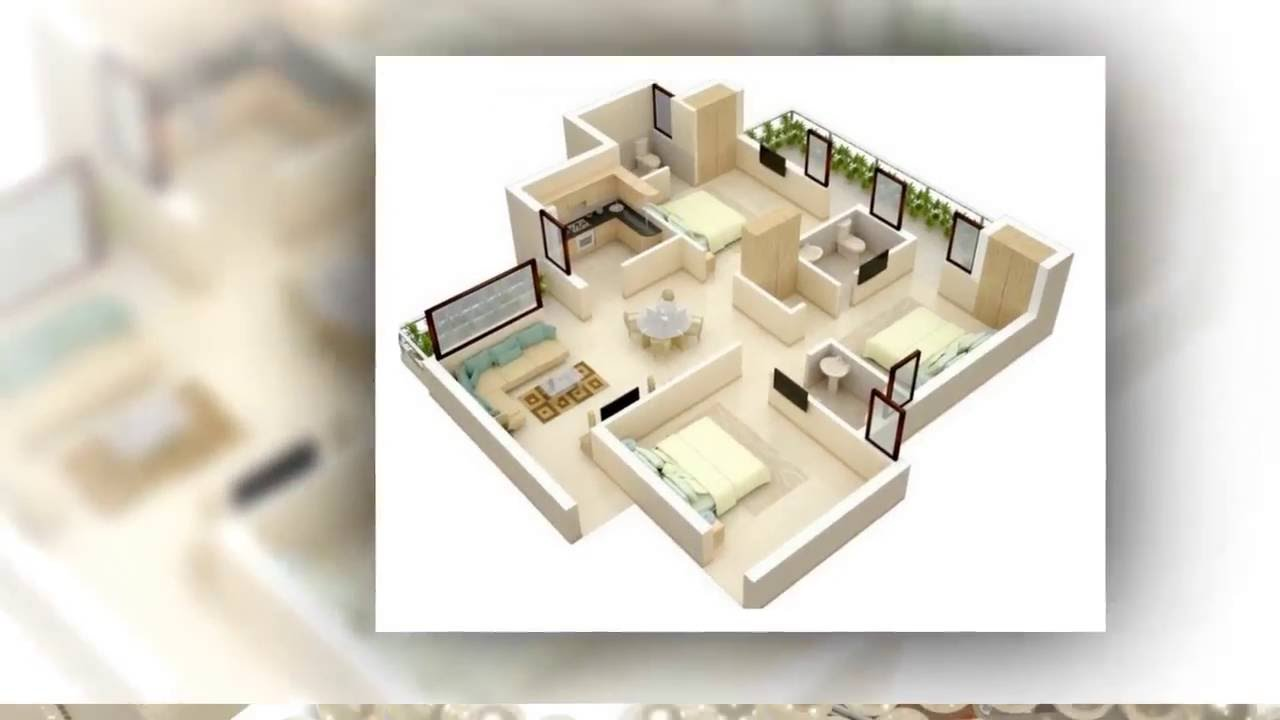 20++ Modern House Design 3 Bedroom 2016 - YouTube