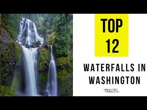TOP 12. Best Waterfalls in Washington