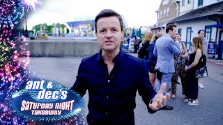 Behind The Scenes on Saturday Night Takeaway at Universal Orlando Resort, Florida!