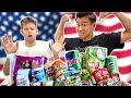Moochie Guess & Rates American Snacks *NEW RECORD???*