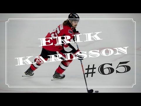 Erik Karlsson   Every Playoff Point 2016-17 [2G/16A/19GP]