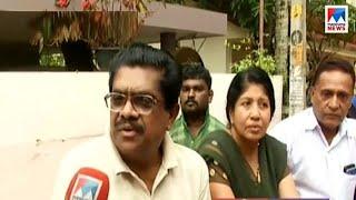 പ്രളയത്തില് കോണ്ഗ്രസ് നേതാവ് വി.എം.സുധീരന്റെ വീടും വെള്ളത്തിലായി    Kerala Flooding   V M Sudheer