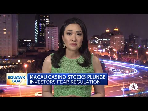 Macao opens 45-day review for its casino industry
