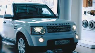 """Видеотзыв для """"Дон Моторс""""  Land Rover"""