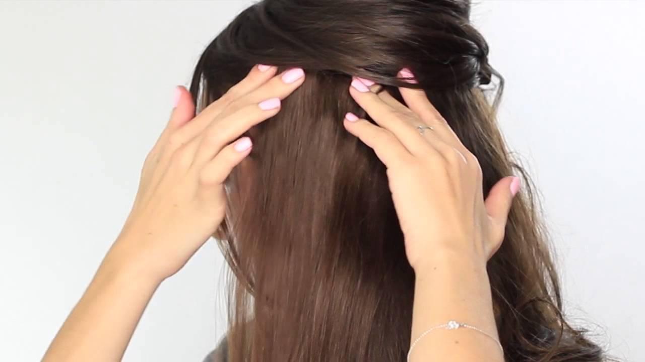 Très Tuto Coiffure : Extensions cheveux à clip Irresistible Me - YouTube AH88