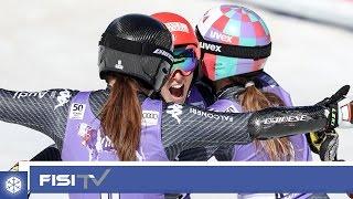 Sci Alpino femminile da urlo