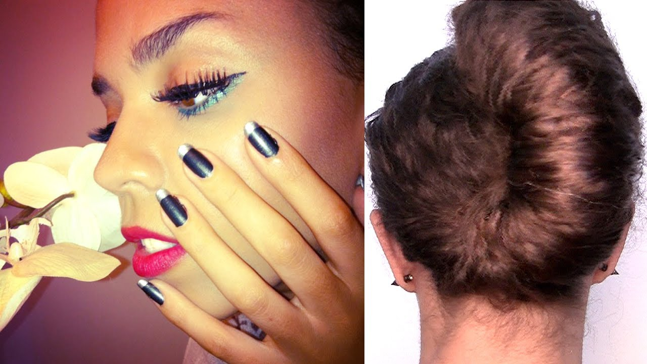 Beauty Tips! Fall Beauty Trends - Nails, Makeup, Hair