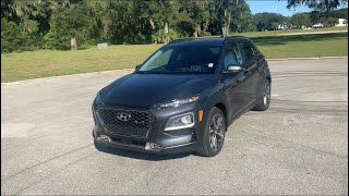 The 2020 Hyundai Kona Ultimate Is A Perfect Vehicle For Your Daughter Or Wife! W/bloopers!