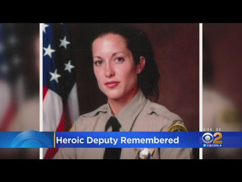 Video Shows Heroic Deputy's Final Moments