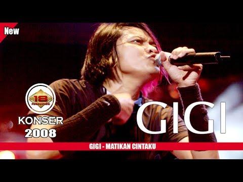 GIGI - MATIKAN CINTAKU (LIVE PADANG 2008)