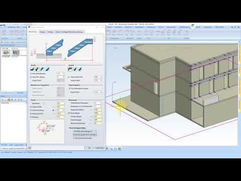 HiCAD / HeLiOS - basisprojectstructuur inclusief constructiefase en productiefas