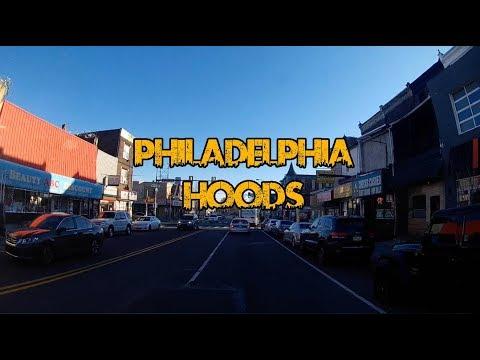 PHILADELPHIA HOODS | Girard Ave in West Philadelphia