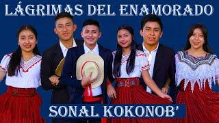 Internacional Marimba Sonal Kokonob' - Lágrimas Del Enamorado, danzas folclóricas Instituto Normal