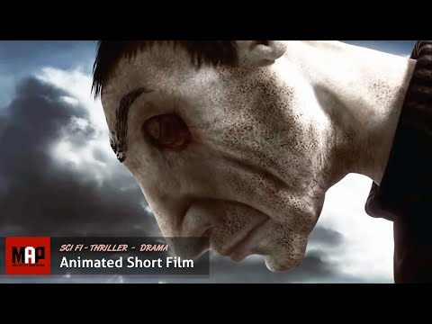 "CGI Stop Motion Animated Short Film ""THE ARK"" Twisted Apocalyptic Thriller by Platige Image"