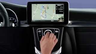 How To: Navigation Destination (Touchpad) — Mercedes-Benz Owner Support
