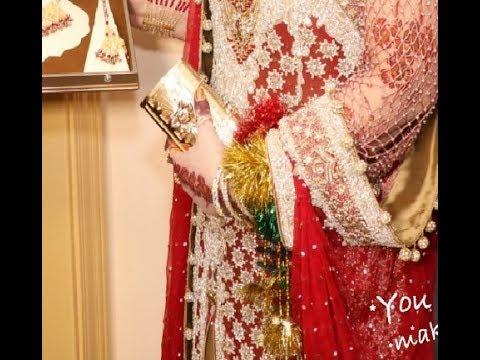 Pakistani Indian Wedding Dresses Bridal Maxi Dress Latest
