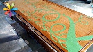 Как превратить старый стол и стулья в дизайнерские?  – Все буде добре. Выпуск 789 от 11.04.16