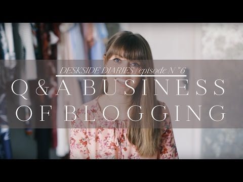 Q&A: Business of Blogging | Episode No. 6