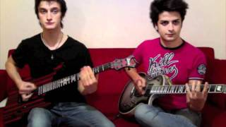 Beast And The Harlot Guitar Cover - by Critical Acclaim [Avenged Sevenfold Tribute Band]