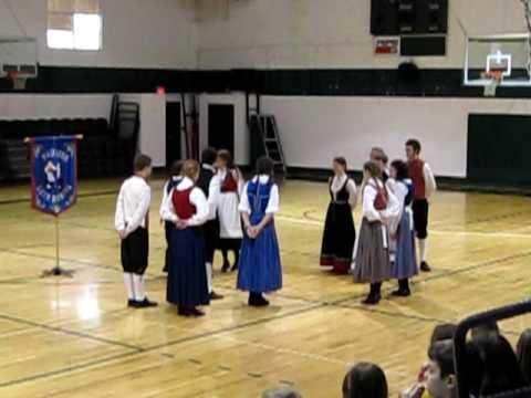 Søderlender Norwegian Folk Dance