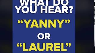 Yanny or Laurel? Audio clip spurs social media debate