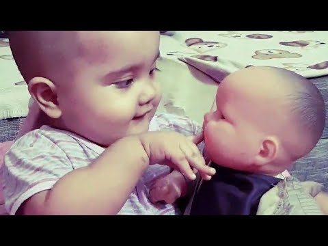 Cute Funny Baby Whatsapp Status Videomost Cutest Baby
