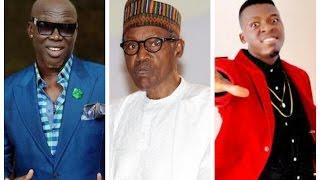 GORDONS ATTACKS PRESIDENT BUHARI & AKPORORO (Nigerian Music & Entertainment)