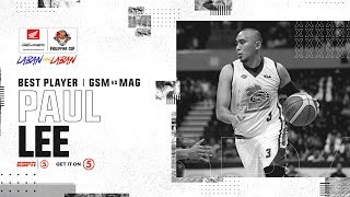 Best Player: Paul Lee | PBA Philippine Cup 2019 Quarterfinals