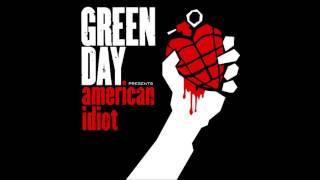 Green Day - American Idiot (Audio)