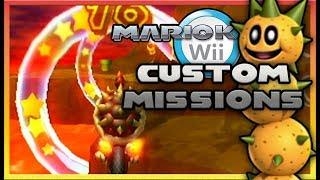 Mario Kart Wii CUSTOM MISSIONS!!!