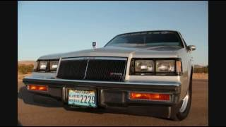 The 1986 Buick Regal T TYPE